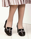 Шикарные эксклюзивные замшевые женские туфли Mario Muzi, фото 7
