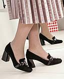Шикарные эксклюзивные замшевые женские туфли Mario Muzi, фото 8
