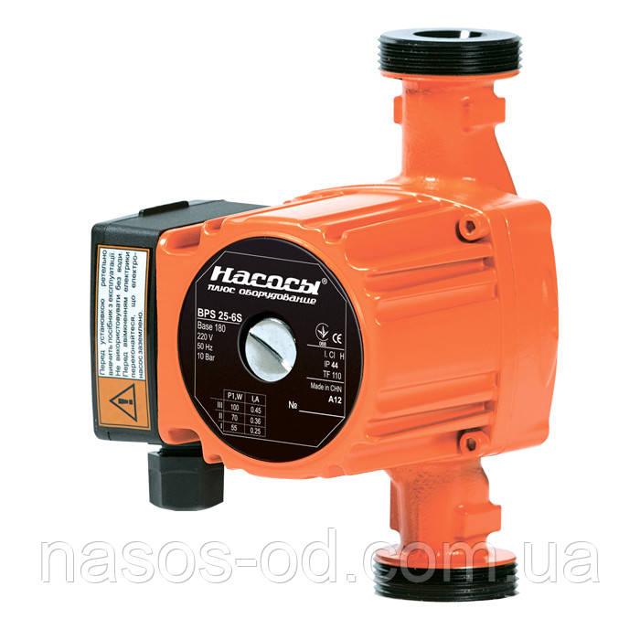 Циркуляционный насос Насосы плюс оборудование BPS 25-6S-130