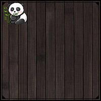 """Бамбуковые обои """"Венге"""", высота рулона 0,9 м, ширина планки 17 мм"""