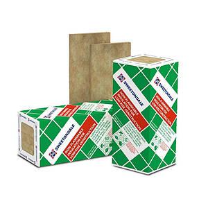 РОКЛАЙТ 100 мм Утеплитель каменная вата (минвата) ТехноНиколь для скатной крыши, потолка, перегородок