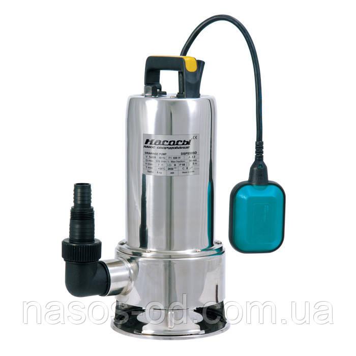 Дренажный насос Насосы+Оборудование DSP 750SD 0.75кВт Hmax9м Qmax165л/мин