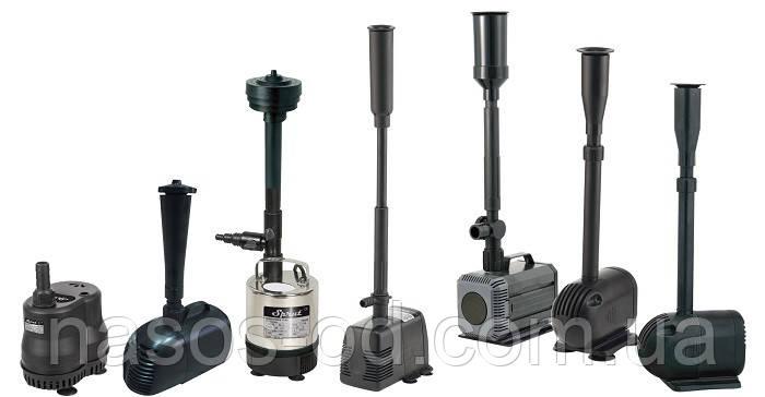 Электронасос для бассейнов и фонтанов Sprut FST110
