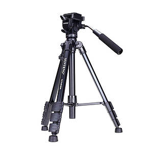 Профессиональный штатив YUNTENG VCT-691 для фото и видео камер и смартфонов