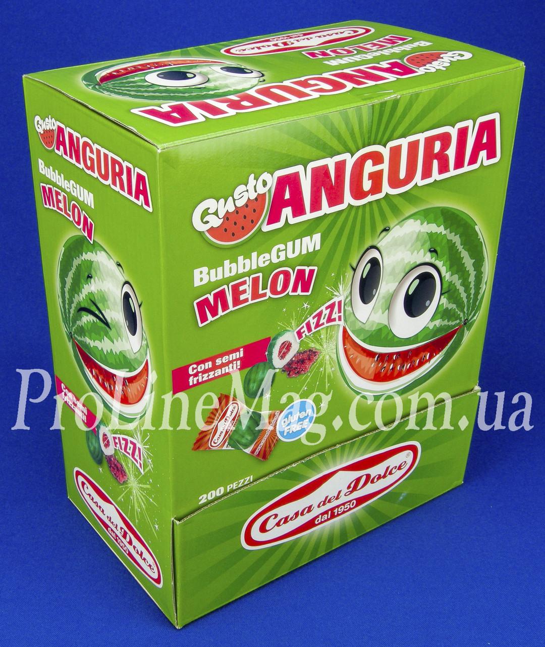Жевательная резинка Casa del Dolce Bubble Gum Melon