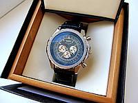 Мужские наручные часы BREITLING черный циферблат, недорогие наручные часы