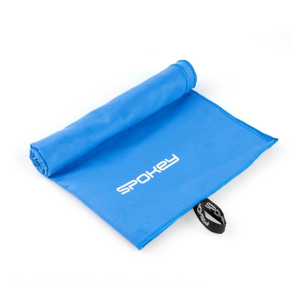 Охлаждающее пляжное/спортивное полотенце Spokey Sirocco 50х120 924996, для спортзала, быстросохнущее
