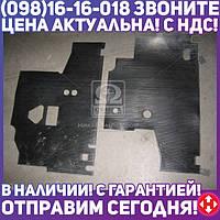 ⭐⭐⭐⭐⭐ Коврик пола кабины МТЗ (к-т 2 шт. лев/прав) (производство  Украина)  70-6702074Б