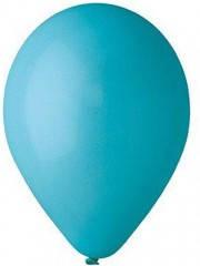 Воздушный шар 12 дюймов голубой