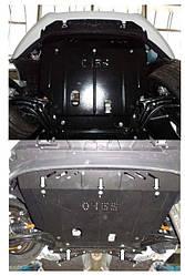 Защита двигателя и кпп  радиатора Ford Courier/Tourneo Courier  2014