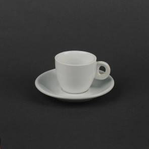 Набор кофейный Helios Чашка 75 мл + блюдце (HR1320), фото 2