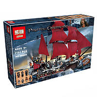 "Конструктор Lepin 16009 (аналог Lego Pirates of the Caribbean 4195) ""Месть Королевы Анны"", 1151 дет"