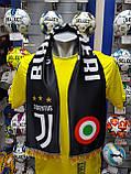 Шарф атласный FC Juventus, фото 2