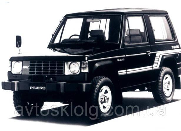 Стекло лобовое для Mitsubishi Pajero (Внедорожник) (1982-1990)