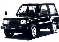 Стекло лобовое для Mitsubishi Pajero (Внедорожник) (1982-1990), фото 1
