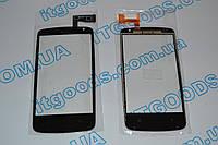 Оригинальный тачскрин / сенсор (сенсорное стекло) для HTC Desire 500 (черный цвет) + СКОТЧ В ПОДАРОК