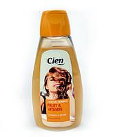 Шампунь женский для сухих и поврежденных волос с папайей Cien Shampoo Fruit&Vitamin 500ml