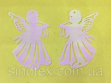Паетка ангелочек № 01 АВ