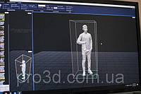 3D Сканування великих і малих об'єктів
