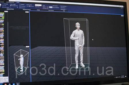 3D Сканування великих і малих об'єктів, фото 2