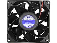 Вентилятор для инверторной сварки TopCool 24V DC 92х92х38 мм/ 0,38А/Turbo