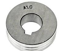 Ролик Magnitek для подающего механизма  Ø0.6-0.8, 35*15*10 мм