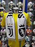 Шарф атласний Cristiano Ronaldo FC Juventus, фото 2
