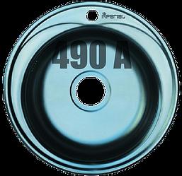 Мойка кухонная Imperial 490A полированная