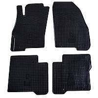 Резиновые коврики для Fiat Linea 2007- (STINGRAY)