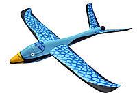 Планер метательный J-Color Eagle 600мм c комплектом красок - 139873