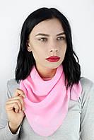 Платок Ashma Платок Кристи розовый 75х75 см - 135258
