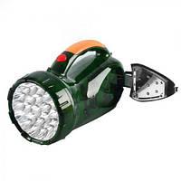 Фонарик светодиодный аккумуляторный 22LED Yajia YJ-2807