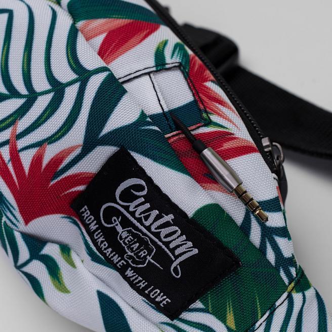 a3b55f9788e3 Поясная сумка Custom Wear - Uno, Тропик, цена 286,18 грн., купить в  Харькове — Prom.ua (ID#927983400)