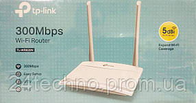 Беспроводной маршрутизатор TP-Link TL-WR820N (две антенны)