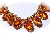 Что такое янтарные украшения?