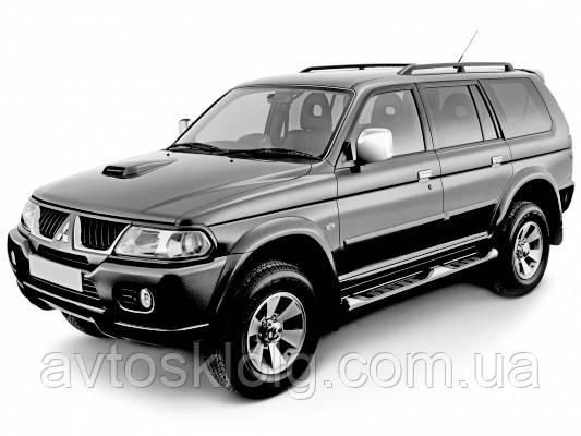 Стекло лобовое для Mitsubishi Pajero Sport (Внедорожник) (1996-2008)
