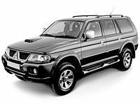 Стекло лобовое для Mitsubishi Pajero Sport (Внедорожник) (1996-2008), фото 1