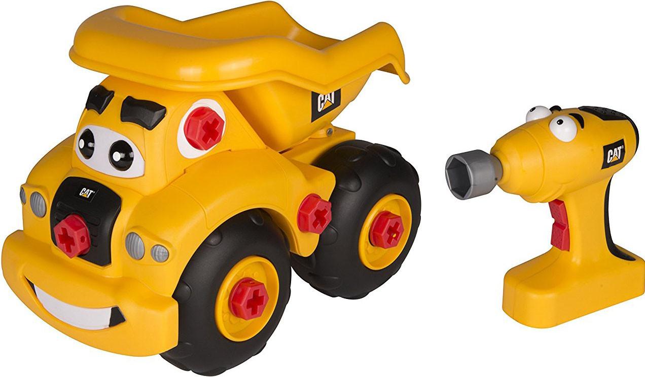 Конструктор Toy State Самосвал Гарри с отверткой 24 см (80466)