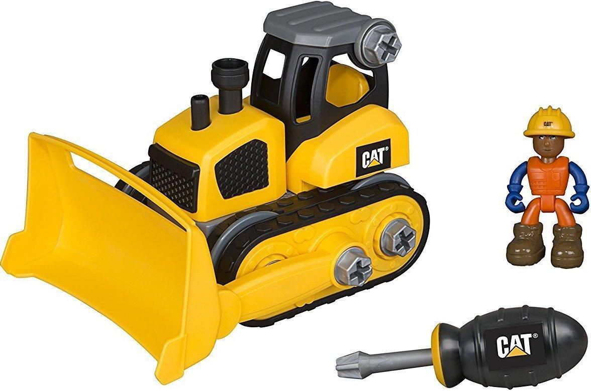 Конструктор Toy State Machine Maker Бульдозер (80902)