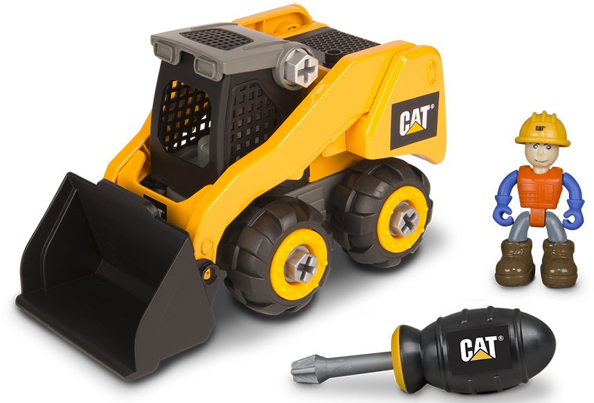 Конструктор Toy State Machine Maker Погрузчик 18 см (80906)