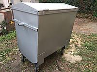 Контейнер для мусора, металлический V=1,0 м.куб., Украина