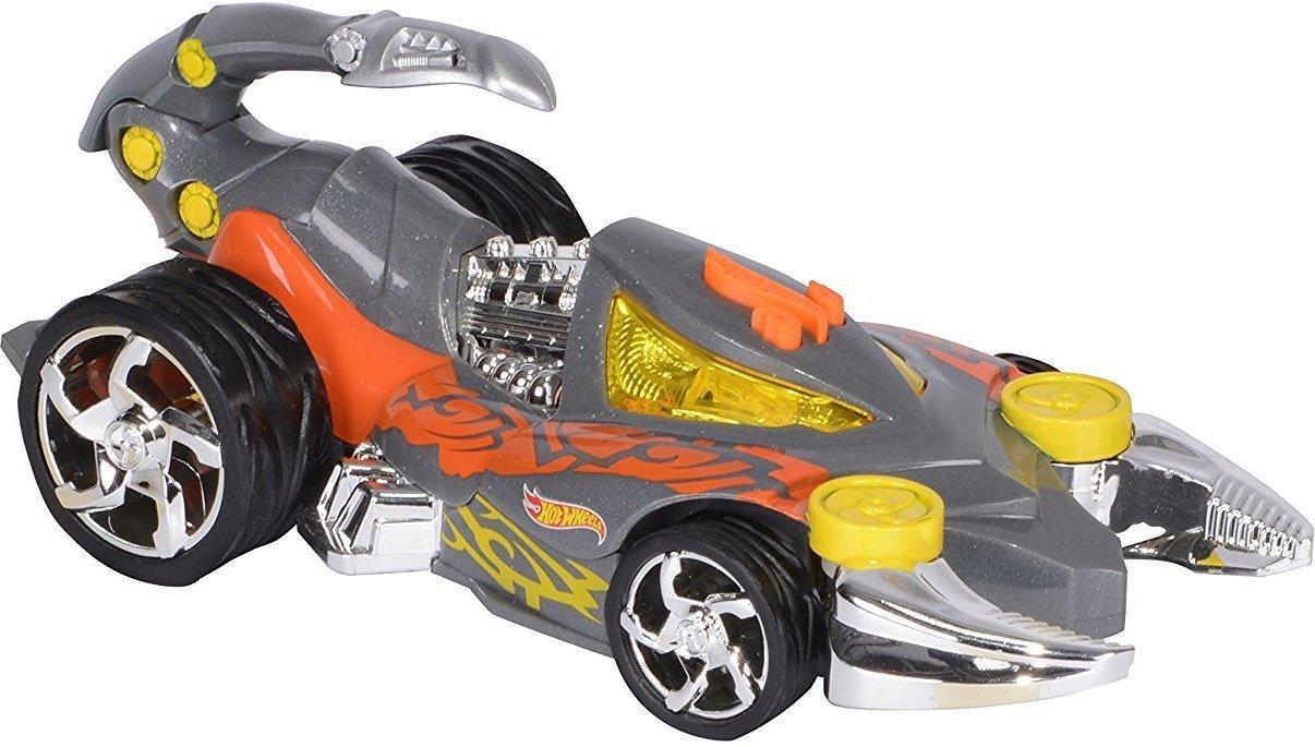 Машинка Hot Wheels Экстремальные гонки Scorpedo со светом и звуком 23 см Toy State (90513)