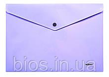 Папка з кнопкою непрозора В5 5019 NORMA