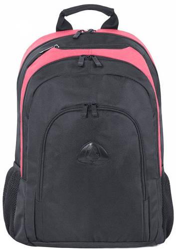 "Городской рюкзак для ноутбука 16"", D-Lex, LX-637P-BK-RD"