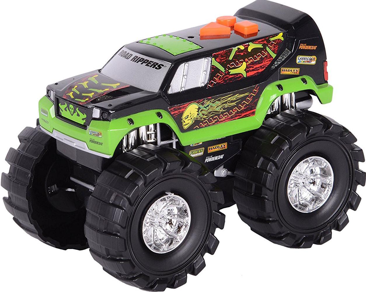 Машинка Toy State Монстер трак Armored 18 см (33096)
