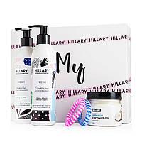 Подарочный набор Hillary Fresh healthy hair, для всех типов волос - 141482