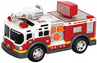 Пожежна машина Toy State Рятувальна техніка зі світлом і звуком 13 см (34513)