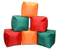 Пуфик кубик 35*35*35 см из ткани Оксфорд, фото 1