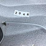 Солнцезащитные очки Aras Polarized черные линзы с белыми дужками, фото 8