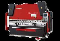 Гидравлический гибочный пресс с полноформатным ЧПУ Yangli MB8-63/2500 (ЧПУ Delem 66T + ось R)